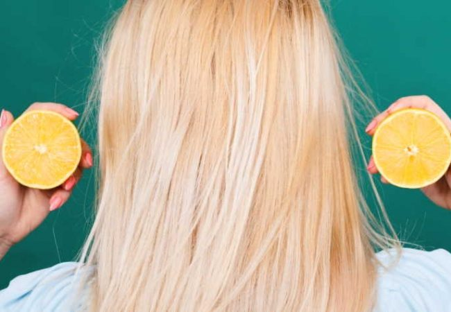 Is Lemon Effective In Lightening Of Your Hair?